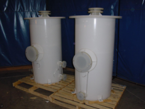 CPVC Tanks for Plating Operation