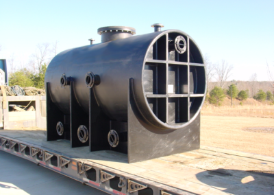 HDPE Wastewater Tank