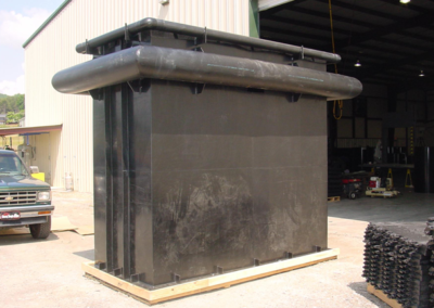 HDPE Proprietary Process Tank
